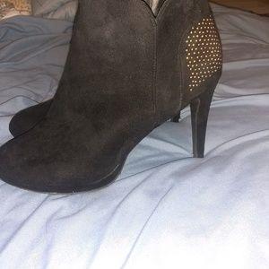 Black Cato boots